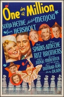One in a Million movie poster (1935) picture MOV_5eda1a74