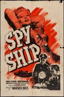 Spy Ship movie poster (1942) picture MOV_5edde564