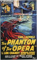 The Phantom of the Opera movie poster (1925) picture MOV_5edf8afa