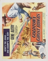 Goldtown Ghost Riders movie poster (1953) picture MOV_5eef705b