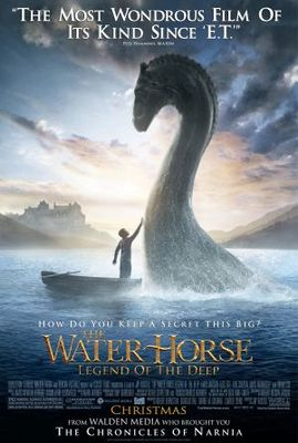 The Water Horse movie poster (2007) poster MOV_5f0651a2