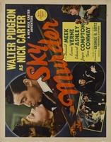 Sky Murder movie poster (1940) picture MOV_5f151650