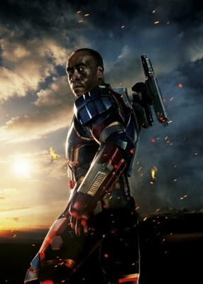 Iron Man 3 movie poster (2013) poster MOV_5f1934be