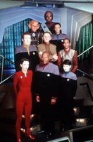 Star Trek: Deep Space Nine movie poster (1993) picture MOV_5f1e8107