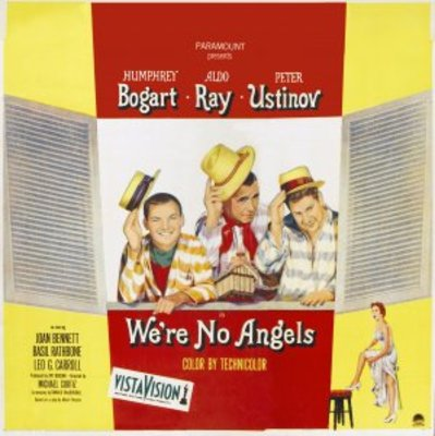 We're No Angels movie poster (1955) poster MOV_5f227fee
