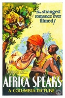 Africa Speaks! movie poster (1930) picture MOV_5f29fd8a