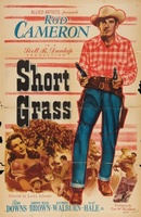 Short Grass movie poster (1950) picture MOV_5f2a9b03
