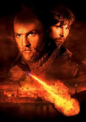Reign of Fire movie poster (2002) poster MOV_5f2b78a4