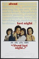 About Last Night... movie poster (1986) picture MOV_5f304f2b
