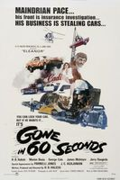 Gone in 60 Seconds movie poster (1974) picture MOV_5f350273
