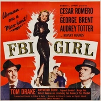 FBI Girl movie poster (1951) picture MOV_5f3514d3