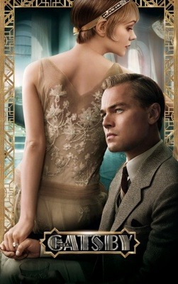 The Great Gatsby movie poster (2012) poster MOV_5f35a3ff