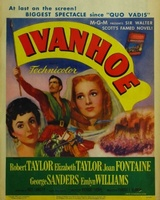 Ivanhoe movie poster (1952) picture MOV_5f3740a8