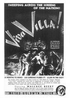Viva Villa! movie poster (1934) picture MOV_5f3a7632