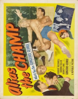 Alias the Champ movie poster (1949) poster MOV_5f3b23b8