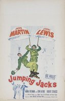 Jumping Jacks movie poster (1952) picture MOV_5f416c3d