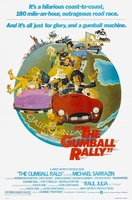 The Gumball Rally movie poster (1976) picture MOV_5f43243e