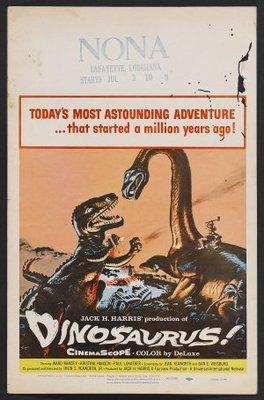 Dinosaurus! movie poster (1960) poster MOV_5f4fc6c4
