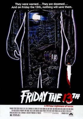 Friday the 13th movie poster (1980) Poster. Buy Friday the ...