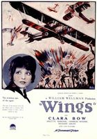 Wings movie poster (1927) picture MOV_5f50f7a0