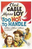 Too Hot to Handle movie poster (1938) picture MOV_5f57728c