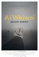 Ai Weiwei: Never Sorry movie poster (2012) picture MOV_5f57c6bf