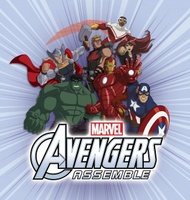 Avengers Assemble movie poster (2013) picture MOV_5f5a966e
