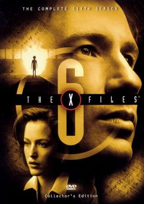 The X Files movie poster (1993) poster MOV_5f5aa491