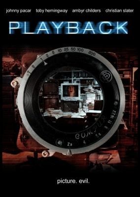 Playback movie poster (2011) poster MOV_5f5f01d5