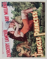 The Jungle Princess movie poster (1936) picture MOV_5f5f38e7