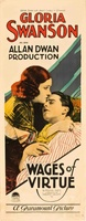 Wages of Virtue movie poster (1924) picture MOV_5f67d3a2