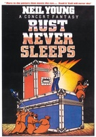 Rust Never Sleeps movie poster (1979) picture MOV_5f6923fb