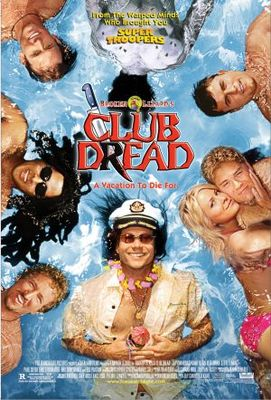 Club Dread movie poster (2004) poster MOV_5f696593