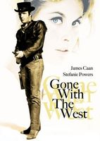 Gone with the West movie poster (1975) picture MOV_5f6e0448