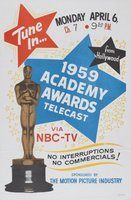 The 31st Annual Academy Awards movie poster (1959) picture MOV_5f7992da