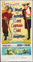 Abbott and Costello Meet Captain Kidd movie poster (1952) picture MOV_5f7e68dd
