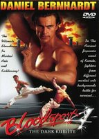 Bloodsport: The Dark Kumite movie poster (1999) picture MOV_5f8c9afb