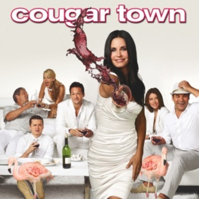 Cougar Town movie poster (2009) poster MOV_5f948f83