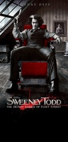 Sweeney Todd: The Demon Barber of Fleet Street movie poster (2007) picture MOV_5f972216