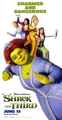 Shrek the Third movie poster (2007) poster MOV_5f982485