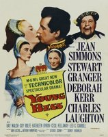 Young Bess movie poster (1953) picture MOV_5fa3189b
