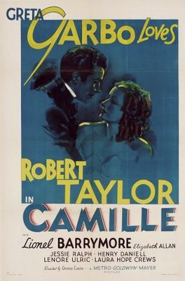 Camille movie poster (1936) poster MOV_5fa5a3f8