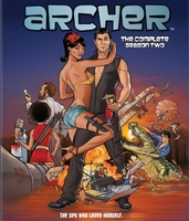 Archer movie poster (2009) picture MOV_5fa611b2