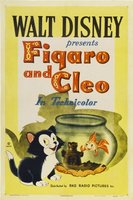 Figaro and Cleo movie poster (1943) picture MOV_5fb524b3