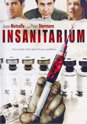 Insanitarium movie poster (2008) poster MOV_5fbcc6a3