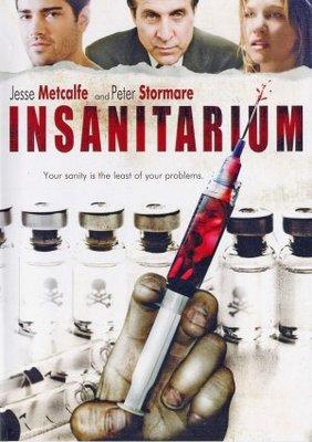 Insanitarium movie poster (2008) poster MOV_5fbcc6a3