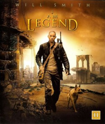 I Am Legend Movie Poster I Am Legend movie post...