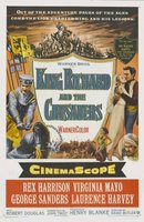 King Richard and the Crusaders movie poster (1954) picture MOV_5fc9f50d