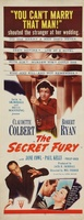 The Secret Fury movie poster (1950) picture MOV_5fccaaa5