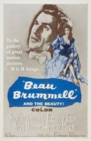 Beau Brummell movie poster (1954) picture MOV_5fce777e